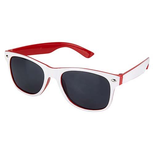 LEN 003 R lentes treviso color rojo