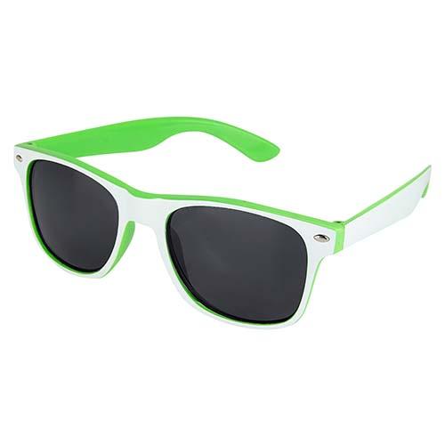 LEN 003 V lentes treviso color verde