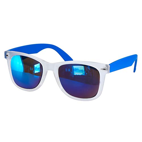 LEN 005 A lentes mirror color azul