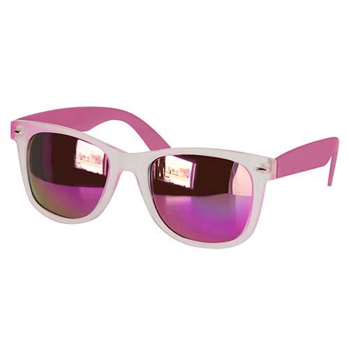 LEN 005 P lentes mirror color rosa 1