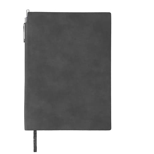 Libreta de poliuretano con separador y-5