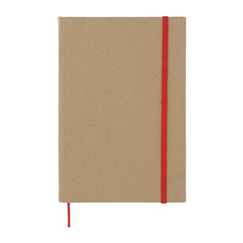 Libreta ecológica con banda elástica-2