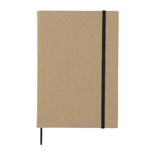 Libreta ecológica con banda elástica-3