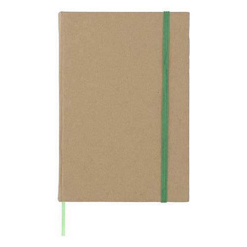 Libreta ecológica con banda elástica-4