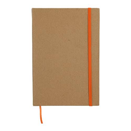 Libreta ecológica con banda elástica-5