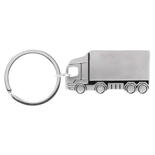 M 63271 S llavero camion etretria color plata 4