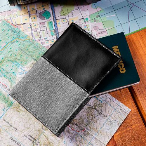 M 80122 N porta pasaporte broome color negro 3