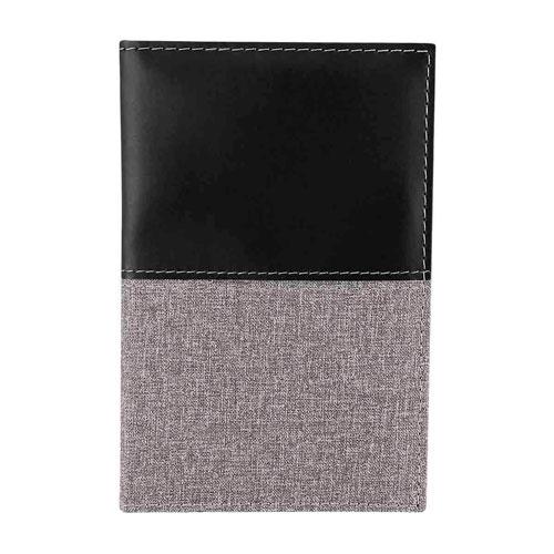 M 80122 N porta pasaporte broome color negro 5
