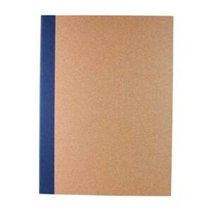 M 80230 A carpeta skin color azul