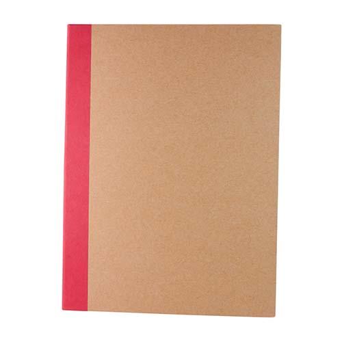 M 80230 R carpeta skin color rojo