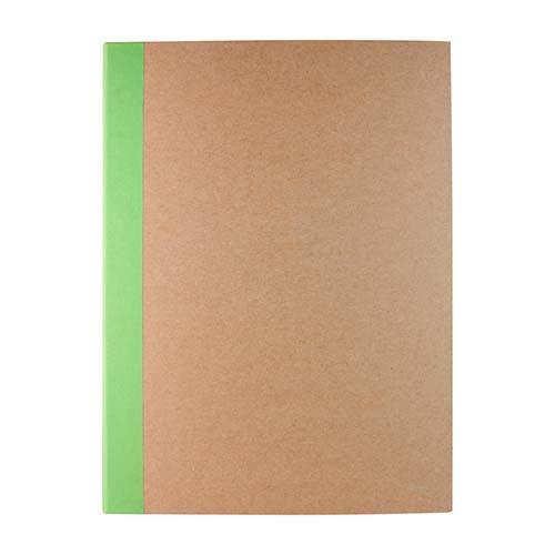 M 80230 V carpeta skin color verde