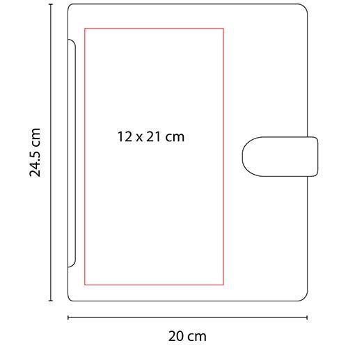 M 80910 N carpeta porta tablet havar 5