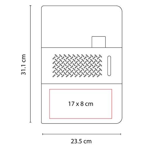 M 80940 N carpeta uyuni color negro 3