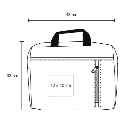 Maletin ejecutivo con bolsa principal-2