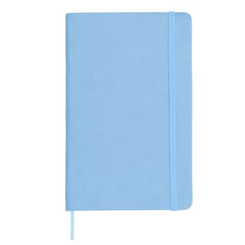 Mini libreta de poliuretano con 90 hojas-11