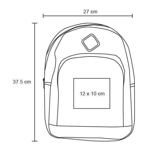 Mochila de 2 compartimentos con cierre y-5