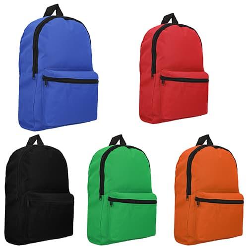 Mochila tipo back pack con bolsa