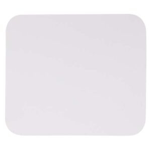MOP 002 B mouse pad rectangular color blanco