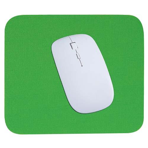 MOP 002 V mouse pad rectangular color verde 1