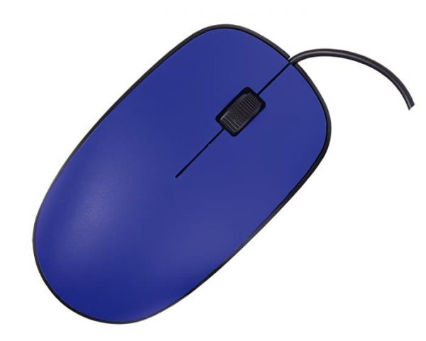 Mouse_Alámbrico Sagu A2623 DOBLEVELA-4