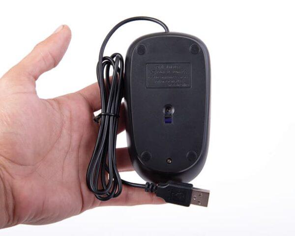 Mouse_Alámbrico Sagu A2623 DOBLEVELA 1,