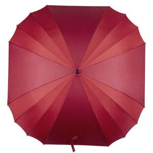 PAR 014 R paraguas muritz color rojo