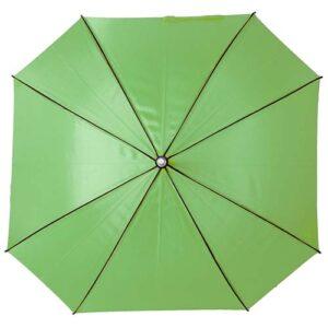 PAR 03 V paraguas cuadrado color verde