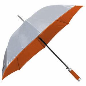 PAR 05 O paraguas silver tropic color naranja