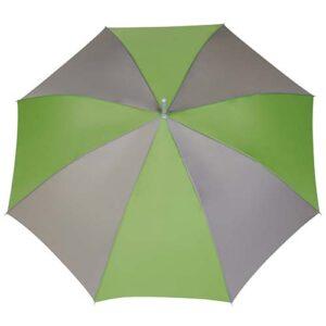 PAR 09 V paraguas elgin color gris con verde