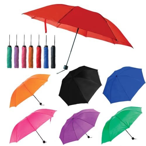Paraguas anti viento de bolsillo con