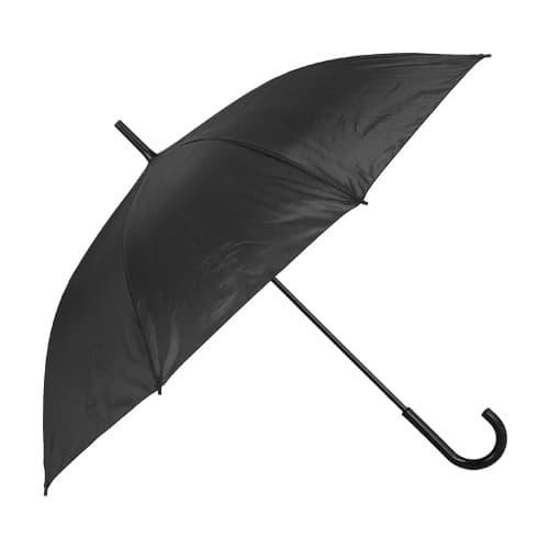 Paraguas automático con mango de-2