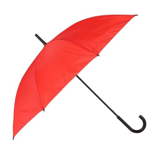 Paraguas automático con mango de-3
