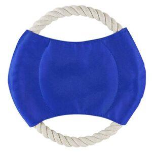 PET 002 A disco volador laika color azul