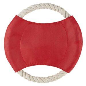 PET 002 R disco volador laika color rojo