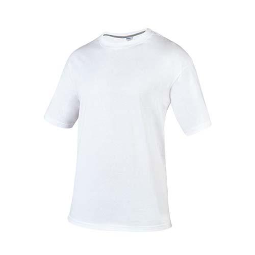 PLY 008 B-CH playera cllo redondo vitim blanco talla ch