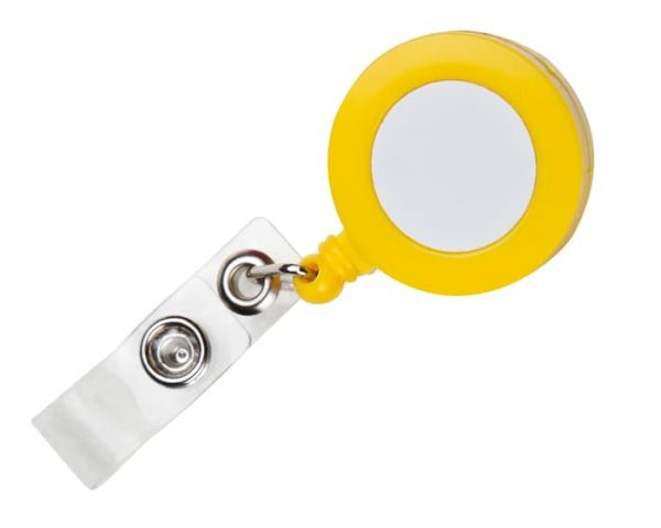Portagafete Yo-yo SLK05 DOBLEVELA 1,