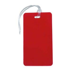 PRO 115 R identificador de maletas armstrong rojo