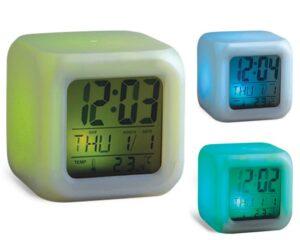 Reloj Cubo RMF330 DOBLEVELA