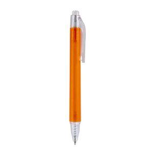 SH 2097 OT boligrafo furor naranja translucido