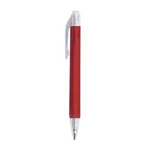 SH 2097 RT boligrafo furor rojo translucido