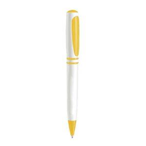 SH 9010 Y boligrafo clip up color amarillo