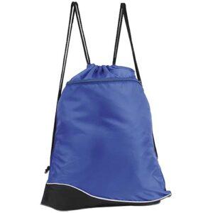 SIN 019 A bolsa mochila surf color azul