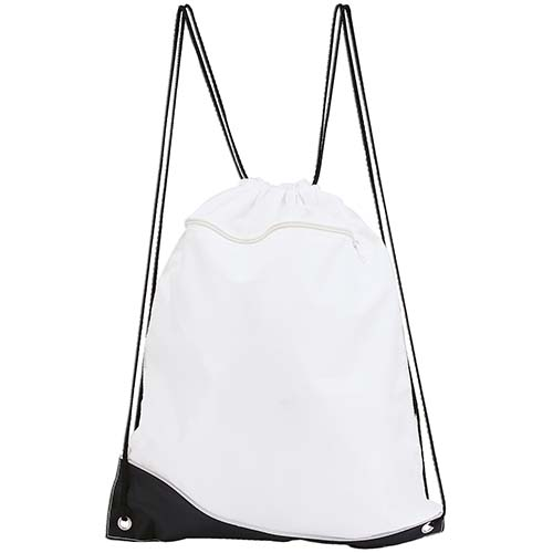 SIN 019 B bolsa mochila surf color blanco 1