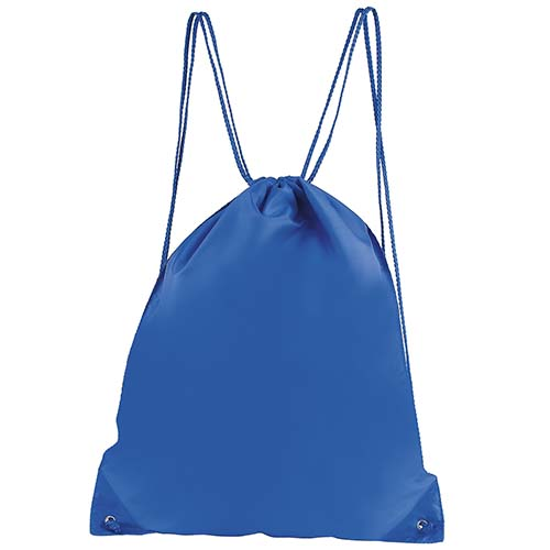 SIN 021 A bolsa mochila prisma color azul 3