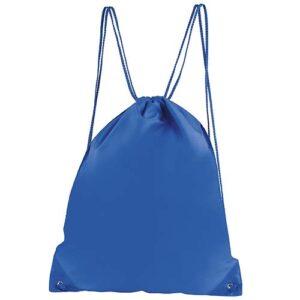 SIN 021 A bolsa mochila prisma color azul