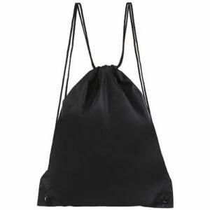 SIN 021 N bolsa mochila prisma color negro