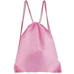 SIN 021 P bolsa mochila prisma color rosa