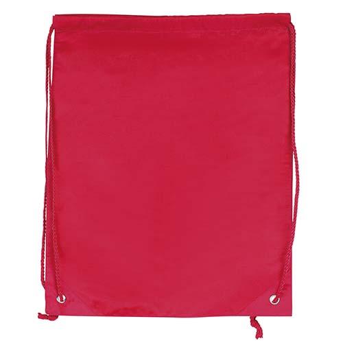 SIN 021 R bolsa mochila prisma color rojo 2