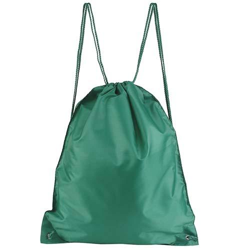 SIN 021 V bolsa mochila prisma color verde