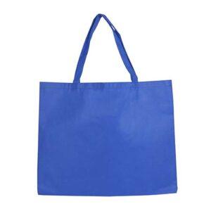 SIN 022 A bolsa rioja color azul